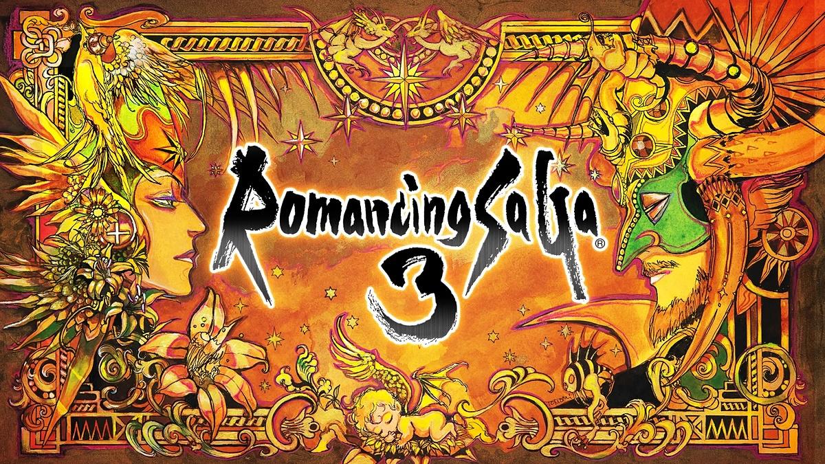 ロマサガ3 ios コントローラー